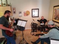 rehearsing 2